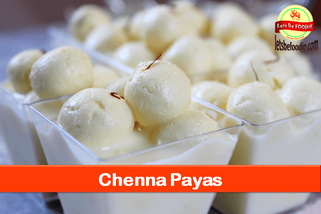 Indian Sweet Chenna Payas Recipe