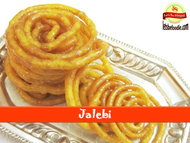 Indian Sweet Jalebi Recipe