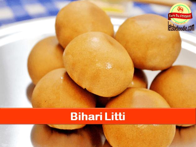Bihari baked sattu litti recipe forumfinder Image collections